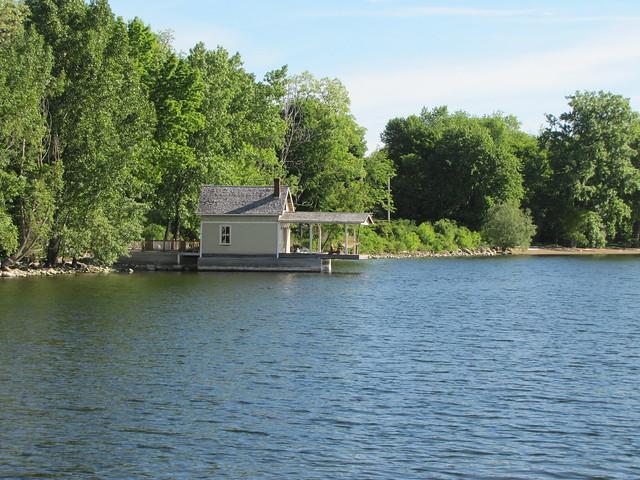 Rosslyn dockhouse