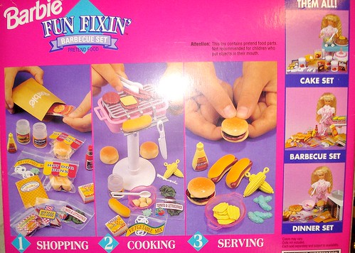 Barbie Fun Fixin