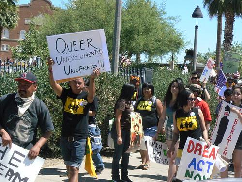 Queer Undocumented Unafraid
