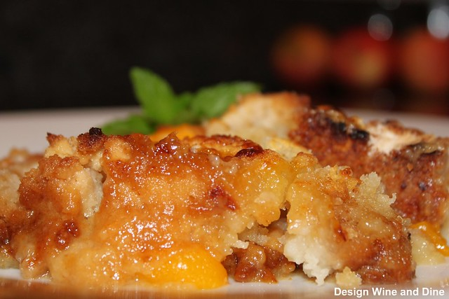 Easy Peach Cobbler | Flickr - Photo Sharing!