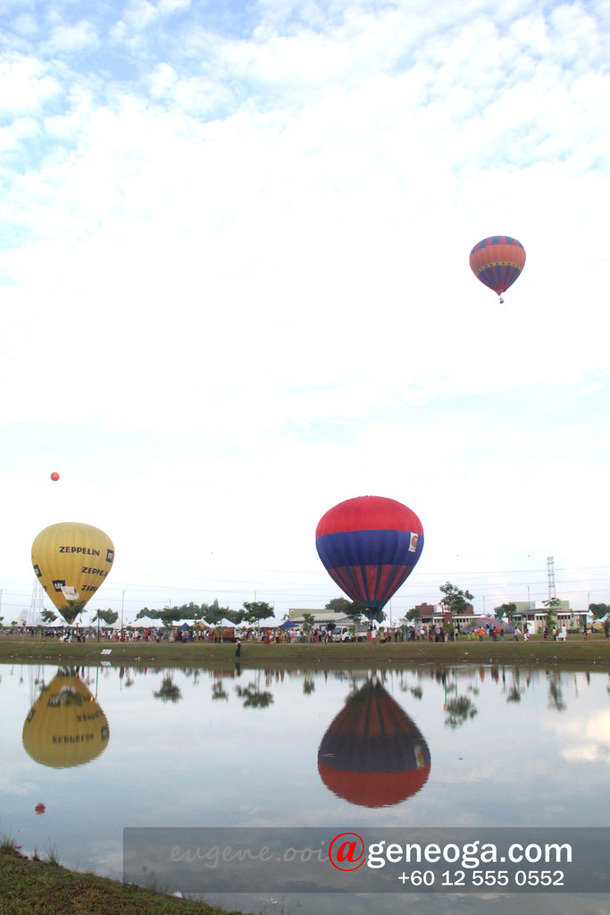 The Royal Kedah International Hot Air Balloon Festival 2010