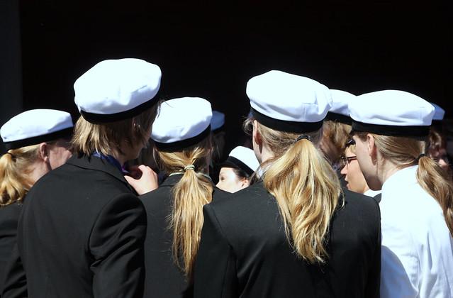 Estudiantes finlandeses