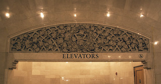 Grand Central Station Decoration