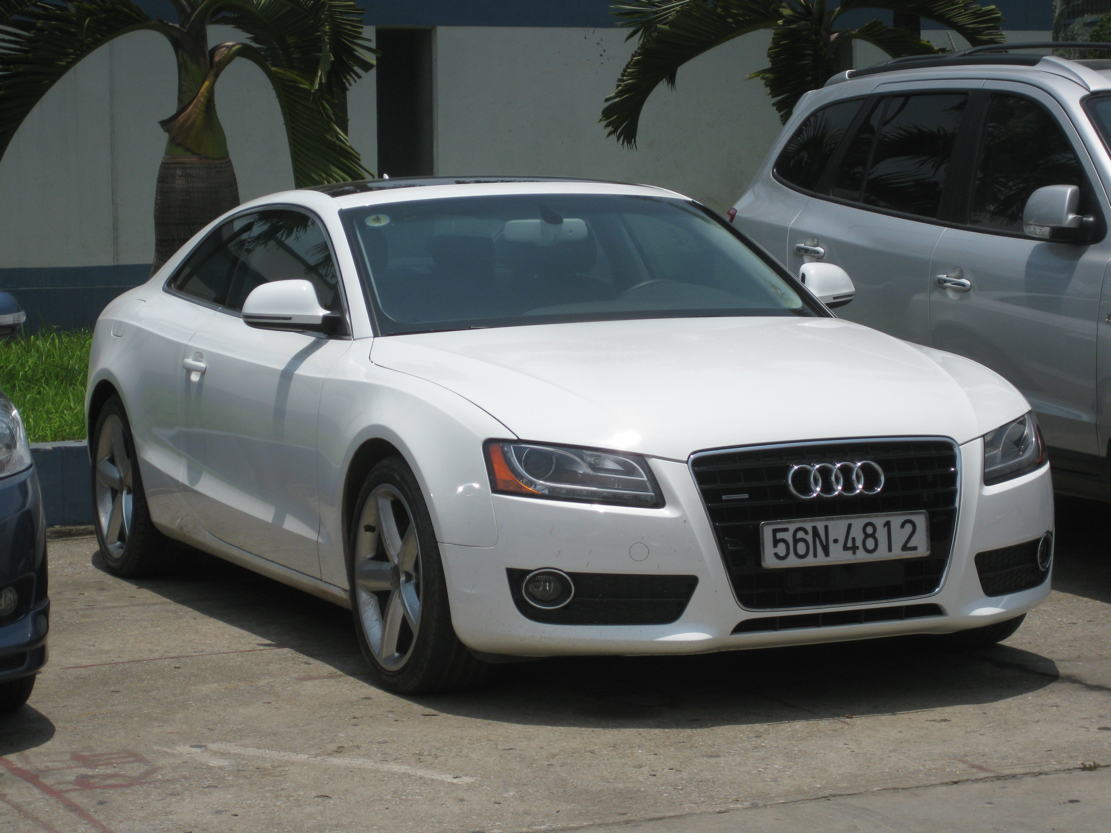 2009 Audi A5 Images Pictures And Videos
