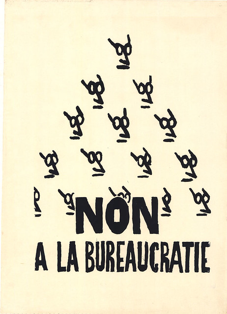 Non a la bureaucratie