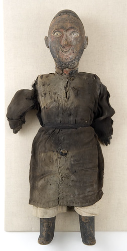 Inquisition Effigy Doll, Spain (via Morocco), ca. 1401-1500 [71-40]