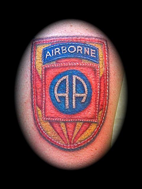 82nd airborne tattoo flickr photo sharing