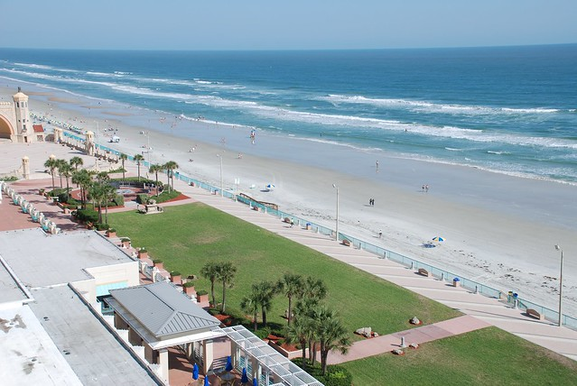 Seabreeze Hotel Daytona Beach Florida