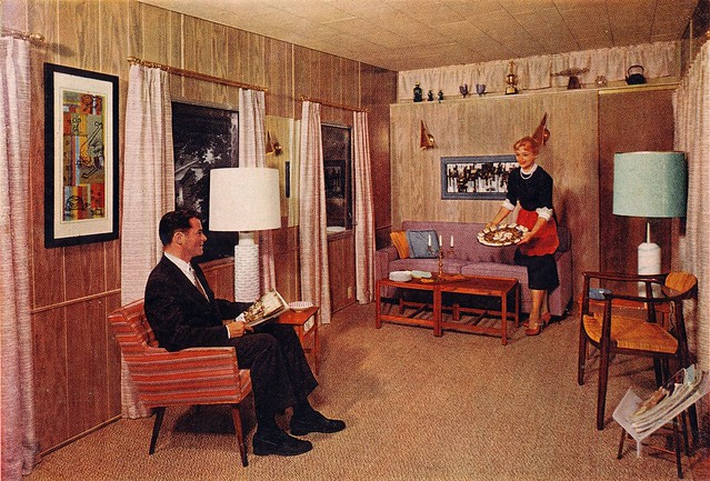 it s 1959 mobile home interior flickr photo sharing 25 best ideas about old mansions interior on pinterest