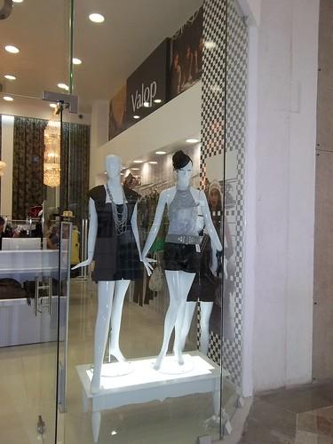 Dise o de boutique y mobiliario for Disenos para boutique