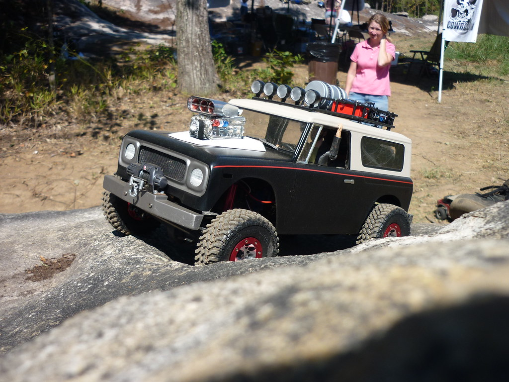 International Scout Rock Crawler : Scale r c forums