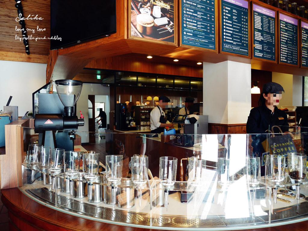 台中西屯區下午茶推薦卡啡那惠來店 咖啡廳念書聚會看書 (2)