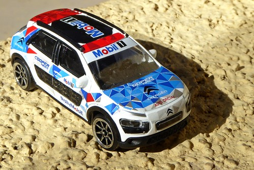 Majorette Rally Mobil for Chile