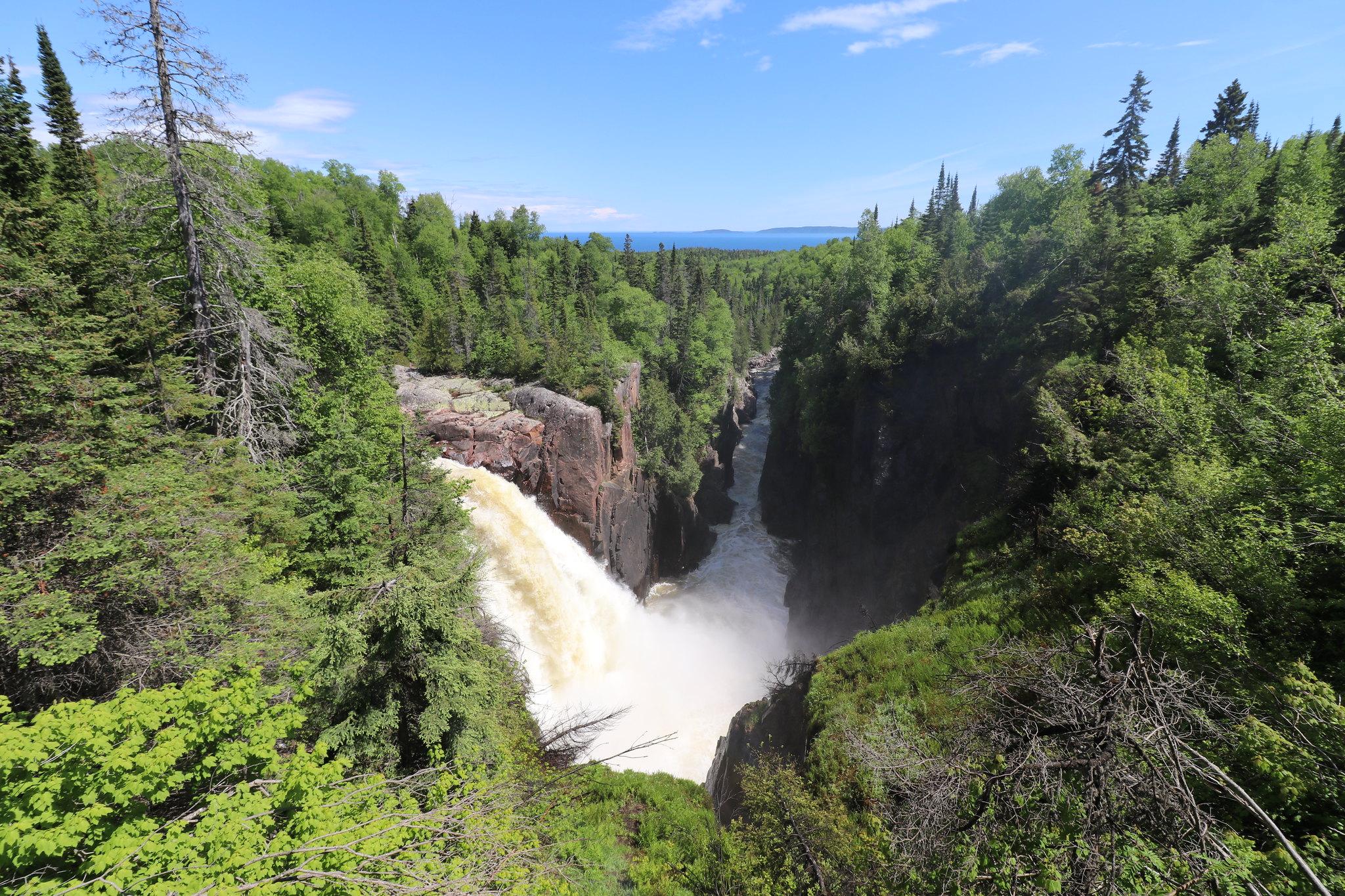 Falls in Ontario
