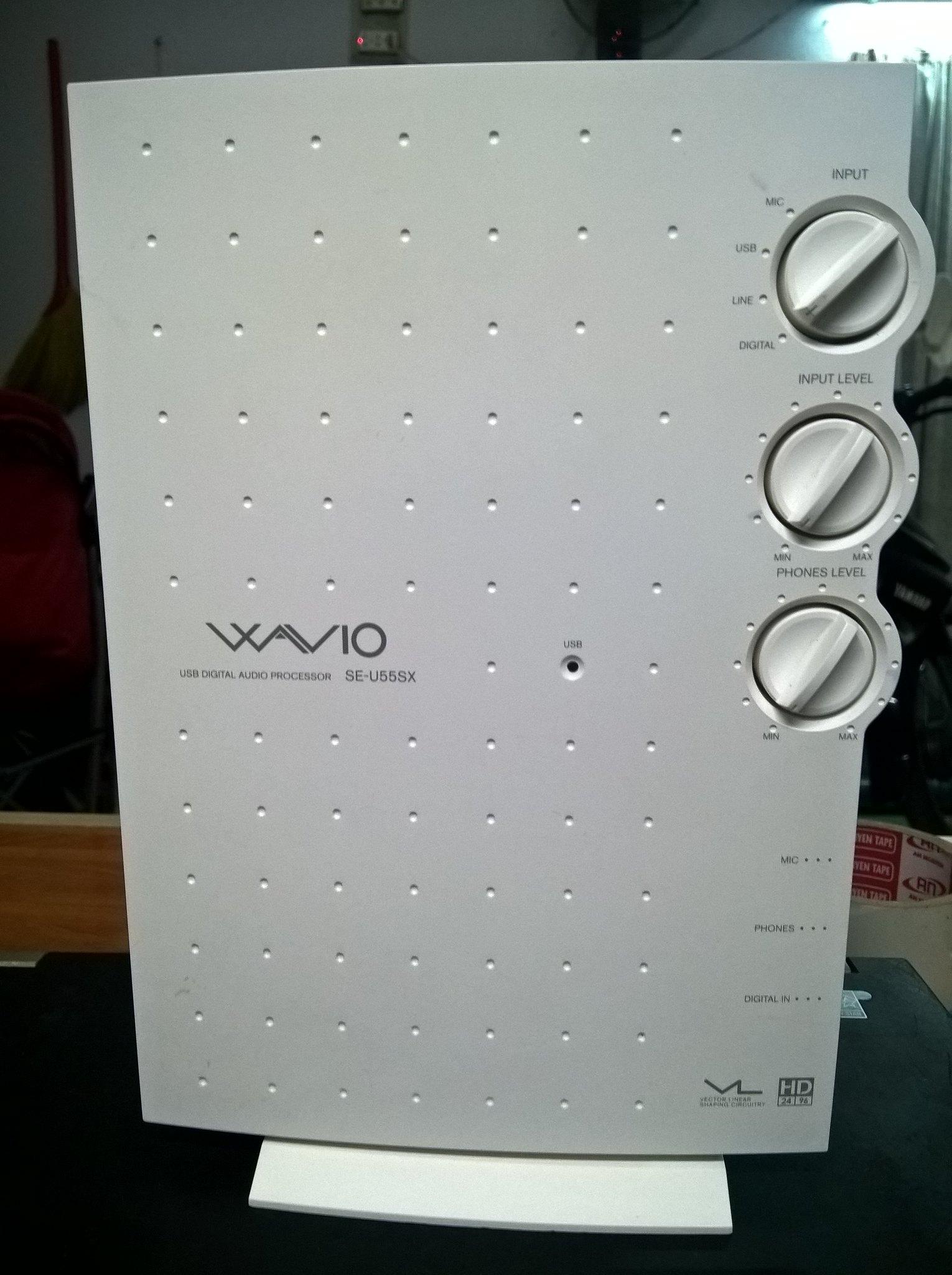 Onkyo từ Japan - U55SX, U55SX2, 200PCI LTD, 200PCI, 150PCI, 90PCI