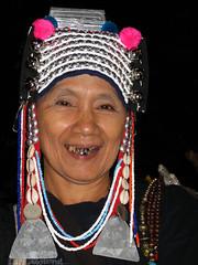 Chiang Mai lady
