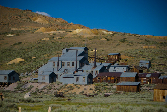 Bodie State Historic Park California Tripomatic