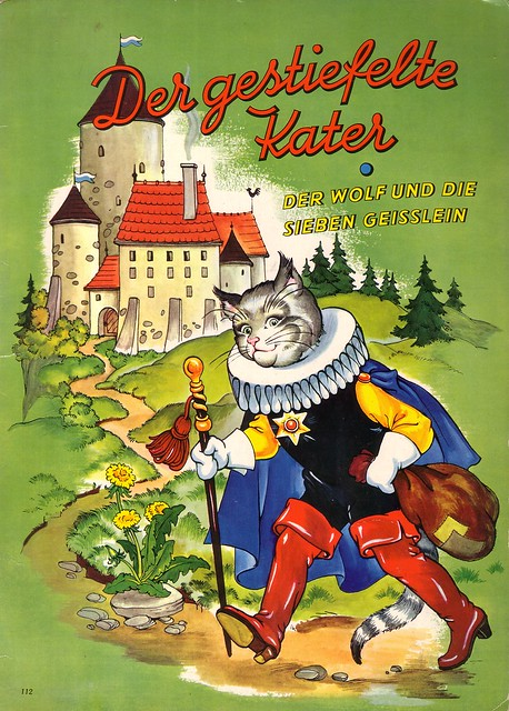 Gebrüder Grimm - Der Wolf Und Die Sieben Geisslein / Der Froschkönig