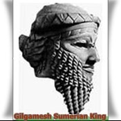 Gilgamesh Sumerian King from Flickr via Wylio