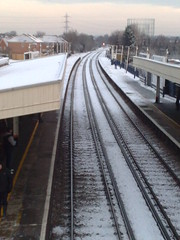 snowday swt railway