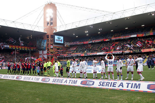 """ESCLUSIVA- Genoa-Catania, il doppio ex Canuti: """"Con un piglio ambizioso il Catania può vincere a Genova""""$"""
