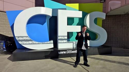 """Novedades en la feria de electrónica CES de Las Vegas: """"Fabletas"""" y televisores"""