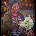 Woman at market, Chichicastenango, Guatemala