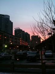 Pretty sunset tonight!