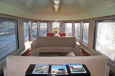 private rail car hickory creek lounge flickr photo sharing. Black Bedroom Furniture Sets. Home Design Ideas