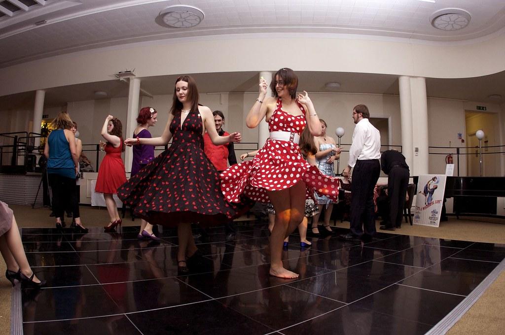More dancing!