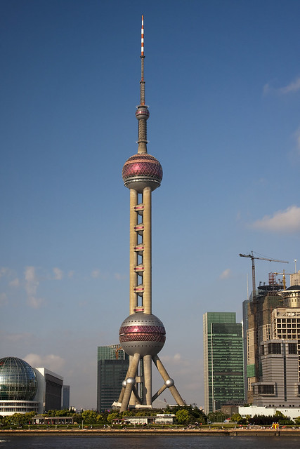 The Oriental Pearl Tower Flickr Photo Sharing