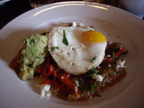 Carnitas and Eggs