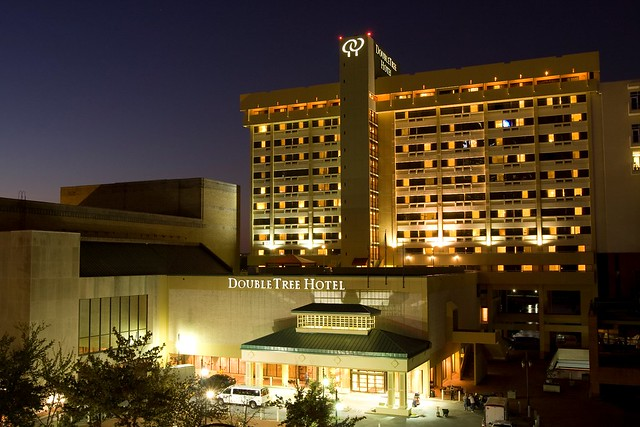 Doubletree Little Rock Downtown Hotel Flickr Photo