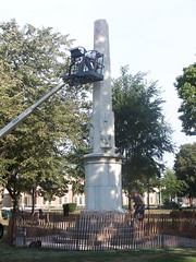 Preserving the Union Monument
