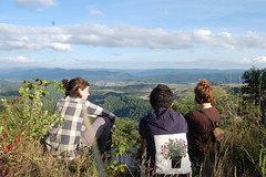 Rrenew Collective posted a photo:	Taking some visitors up to see the destruction of the Appalachian Mountains