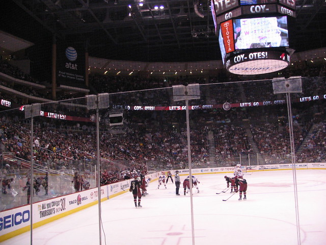 phoenix coyotes arena v - photo #7
