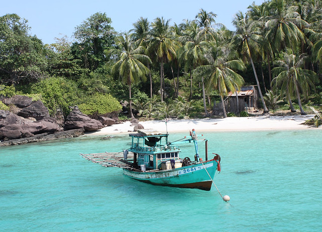 Snorkeling near Phu Quoc