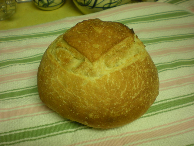 how to make boule bread