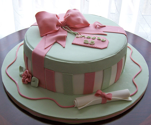 Birthday Cake Gift Images : Flickriver: cakespace - Beth (Chantilly Cake Designs) s ...