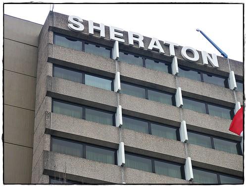 The Sheraton Hotel & Towers @ Frankfurt Airport FRAPORT - Airport hotel - 06/02/2010 - plus more!:)