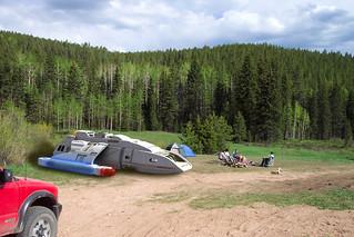 Camping Star Trek Style