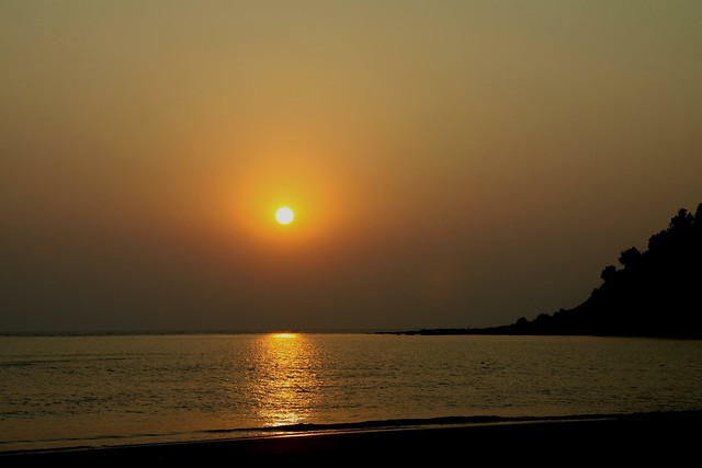 MTDC harihareshwar beach konkan maharashtra