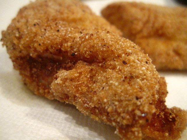 Fried fish cornmeal for How to fry fish with egg and flour