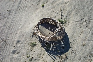 Basket of sandy dreams