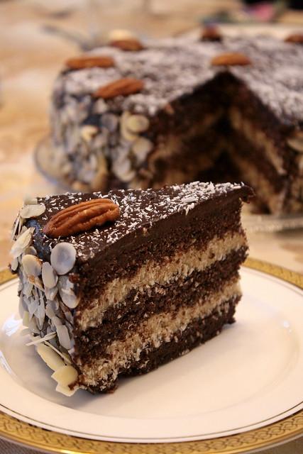 Aisha Cake