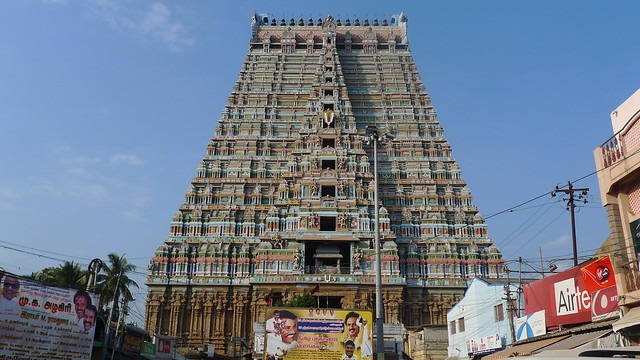 4364065071 845535b009 z - Los templos Vímana en la India