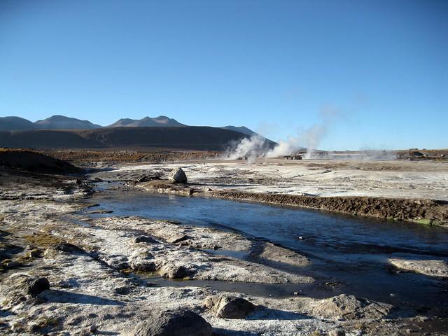 El Tatio, Cordillera de los Andes, Chile