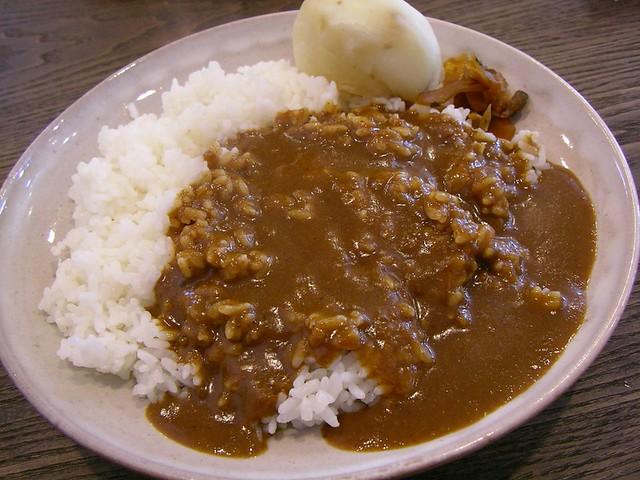 7日間煮込んだカレー(ボンズホーム, 知床ウトロ) Bon's Home(Utoro, Shiretoko)