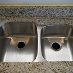 replacing an undermount sink without breaking the granite countertop