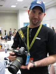 Cool Nikon guy